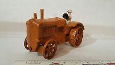 Arcade Allis Chalmers U 1/16 cast iron farm tractor replicas collectibles