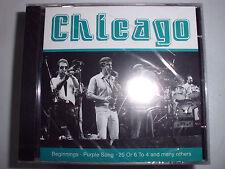 CHICAGO Beginnings, Purple Song, u.a. Rock/Pop CD 7 Tracks NEU+foliert!!!