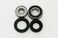 Honda Front cv axles wheel bearings /& seals set TRX 350 Rancher 2000 2001-2005