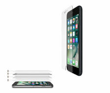 Clear PET Mobile Phone Screen Protectors for iPhone 8