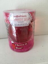 Cranberry bellini Prosecco Cocktail Toppers Mixers Syrup drink mum xmas gift