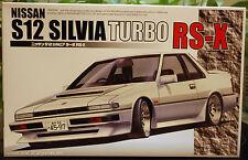 1983 Nissan Silvia S 12 RS-X Turbo, 1:24, JDM Fujimi 03666