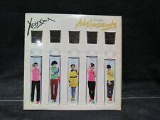X-RAY SPEX - GERMFREE ADOLESCENTS EMI INS3023 ORIGINAL L.P 1978 excellent