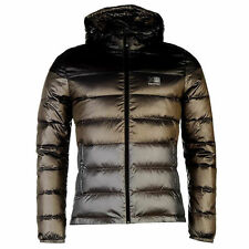 Mens Karrimor Duck Down Puffa Jacket Size L Camping Hiking & Pillow Bag RRP£120
