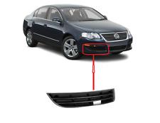 VW Passat B6 Inferiore Paraurti Frontale Griglia Fog light destro Surround Trim lato guidatore