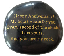 The Best Anniversary Gift You Can Buy. Engraved You Are My ROCK gift