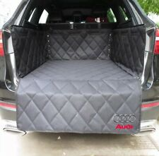 For Audi A6 Avant Est Sline Quilted Car Boot Liner Protector Cover Mat Dog Guard