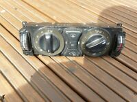 Mercedes  CLK 230 W208 Heater Control Unit Switch 2108302985