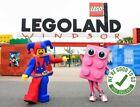 Legoland Windsor Tickets, E-Tickets emailed limited availability Oct, Nov, Dec