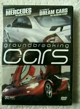 30220 DVD - Groundbreaking Cars [NEW & SEALED]  2006  BVENT0659