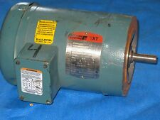 RELIANCE ELECTRIC XT 1HP 1725RPM 3PH ELECTRIC MOTOR P56X3891