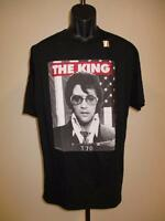 "New Elvis Presley ""The King"" Mens Adult Sizes S-M-L-XL-2XL T-Shirt"