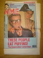NME 1989 SEP 2 SUGARCUBES MICK JAGGER BON JOVI ADEVA