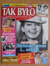 ELZBIETA CZYZEWSKA,Donald Trump,Sophia Loren,Jean Paul Belmondo,Marilyn Monroe