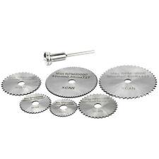 SharpCut Disc Drill Blades (7PCS)
