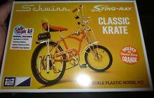 "MPC 914 Schwinn Sting-Ray Classic ""ORANGE KRATE"" Bicycle KIT McM 1/8 FS"