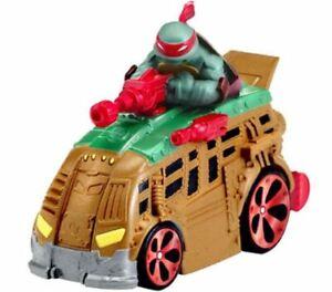 Teenage Mutant Ninja Turtles T-Machines Raphael in Shellraiser
