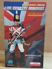 1/6 DID Napoleonic Bruce Line Infantry Regiment Royal Scots - Empire Dragon