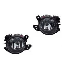 Mercedes Benz W204 W207 W216 C350 CLS500 E350 Front Fog Lights Kit TYC New