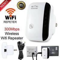 WiFi Blast Repeater Wireless Wi-Fi Range Extender 300Mbps WifiBlast Amplifier NE