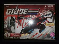 GI Joe 30th Black Dragon VTOL with Cobra Air Trooper
