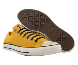 Converse Ct Ox Yellow Mens Shoes