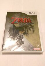 The Legend of Zelda: Twilight Princess for Nintendo Wii **BRAND NEW & SEALED**