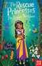 Paula Harrison-Rescue Princesses: The Amber Necklace BOOK NUOVO