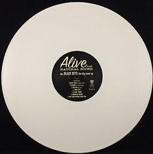 BLACK KEYS - THE BIG COME UP - THEIR 1st LP-  WHITE  VINYL- 2009  PRESSING