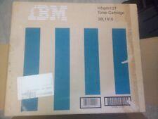 IBM TONER CARTRIDGE ORIGINALE ORIGINAL  INFOPRINT 21 38L1410