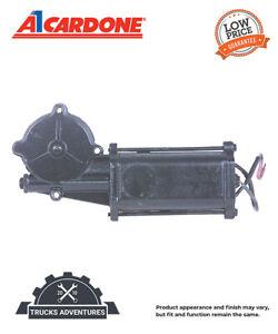 Cardone Reman Power Window Motor P/N:42-45