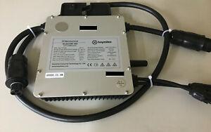 Hoymiles HM-400 Wechselrichter Micro PV Anlage Solar Betteristecker Schuko Kabel