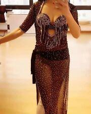 Galabeya Baladi Egyptian professional belly dance costume made any size