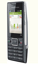 Sony Ericsson Elm J10i2 metal black - simlockfrei