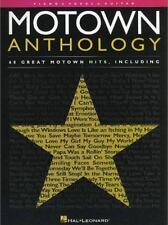 Motown Anthology: Piano, Vocal, Guitar