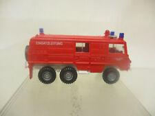 mes-64753Roco 1:87 Feuerwehr Steyr Pinzgauer sehr guter Zustand