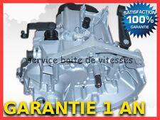 Boite de vitesses Peugeot 206 1.6 16v 20CP47 110CV BV5 1 an de garantie