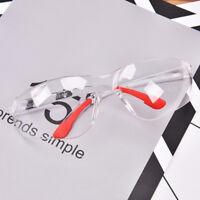 Lunettes protectrices anti-brouillard claires de protection des yeux