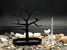 koziol Geschenkset Miaou  & Pi:p L (Ringhalter & Schmuckbaum) - Kunststoff