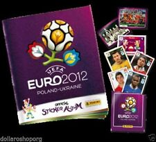 album vuoto EURO 2012 Europei Poland Ukraine  PANINI edicola+set cpl figurine