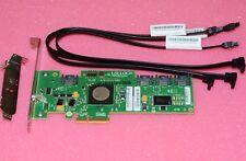 LSI SAS3041E 4-Port 2-4Gb/s SAS SATA PCI-E Adapter Card