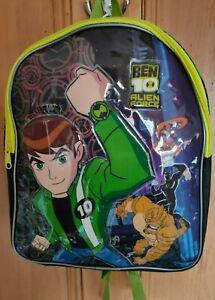 New ~ Kids ~ Cartoon Network's Ben 10 Alien Force Backpack ~ School Bag