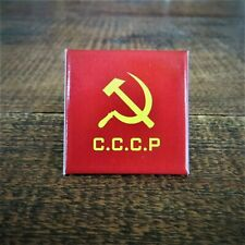 Fridge Magnet Soviet Union Flag CCCP