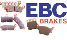 EBC Sintered Brake Pads Front + Sintered Rear for Yamaha YZ-R6 99 to 02