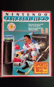 Nintendo Fun Club News Power Magazine Vol 2 #7 June/July 1988 Sports '88 Wrap Up