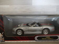 Road signature 1/18 - shelby series 1 1999 roadster