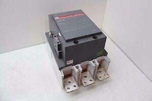 ABB GAF1250-10 Contactor 100-250V AC/DC Coil 1250A / GAF1250