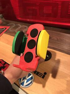VW harlequin Benetton Phone Holder HR Design, Super Rare!