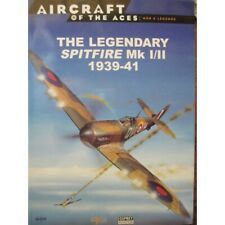 Spitfire Mark I/Ii Aces 1939–41 Ww2 Fighter Book