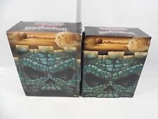 SDCC MASTERS OF THE UNIVERSE CLASSICS KING GRAYSKULL BRONZE VARIANT MIB MOTU